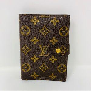 Authentic Louis Vuitton Agenda Wallet